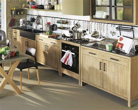 magasin de meuble de cuisine meuble de cuisine bas avec plan de travail de 110 cm à