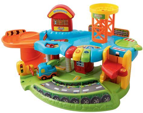 Vtech 40733957 3417761249048 Tut Tut Baby Flitzer Garage