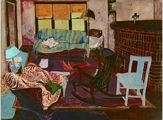 Exposures Daniel Pillas Andy Warhola's Living Room The