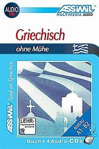 Rechnung Griechisch : assimil griechisch ohne m he lehrbuch und 4 audio cds buch ~ Themetempest.com Abrechnung