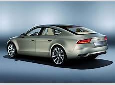 Car News Audi a7 2012