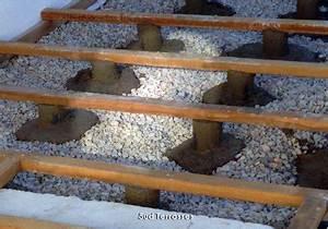 Terrasse Bois Sur Plot Beton : terrasse en bois sur plot ~ Premium-room.com Idées de Décoration