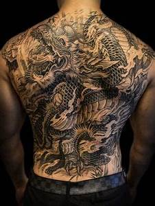 Tatouage Homme Japonais : 83 meilleures images du tableau tattoo dos en 2019 awesome tattoos tattoo sleeves et body art ~ Melissatoandfro.com Idées de Décoration