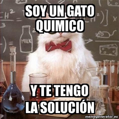 Chemistry Cat Meme Generator - chemistry memes diylol memes