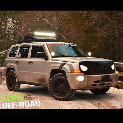 jeep patriot off road tires 17 best jeep patriot ideas images on pinterest autos