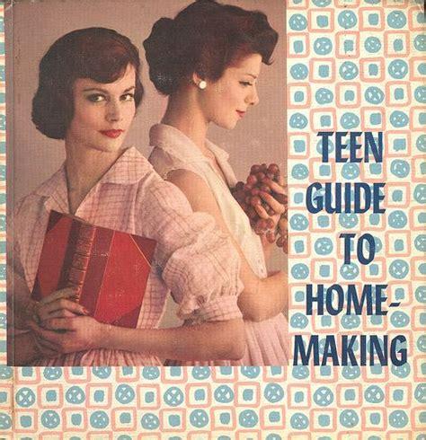 1961 Home Economics High School Book | Home economics ...
