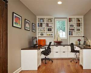 best 25 home office cabinets ideas on pinterest office With home office designs for two