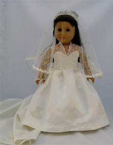 special order for alison kate middleton39s by enchanteddesigner With american girl doll wedding dress
