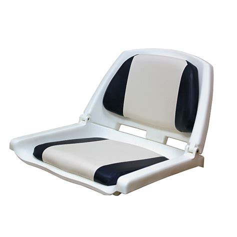 Wise Plastic Folding Boat Seat by Wise Seating Folding Plastic Fishing Boat Seat West Marine