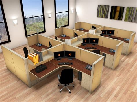 Office Furniture Office Cubicle Design Call Center