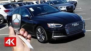 Audi S5 Coupe : 2018 audi s5 coupe in depth walkaround startup exterior interior tech youtube ~ Melissatoandfro.com Idées de Décoration