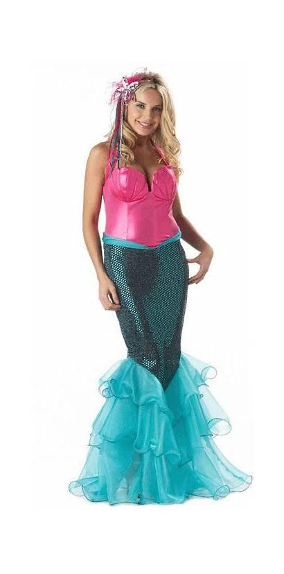 Halloween Costumes Costume Mermaid Adult Fancy Ariel