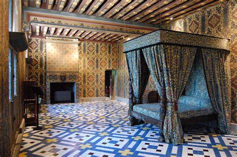 chambre royale château de blois un heureux mélange de styles