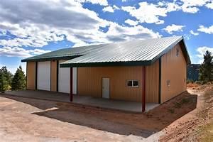 Steel Building Sizes