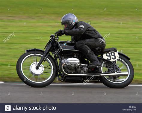 Bmw Motorcycle Historic Stock Photos & Bmw Motorcycle