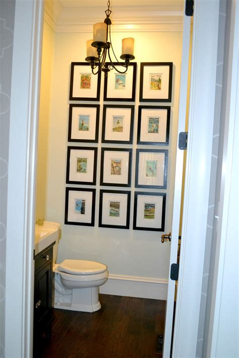 How To Decorate A Bathroom Wall - decor you adore wall how to make a big impact with a