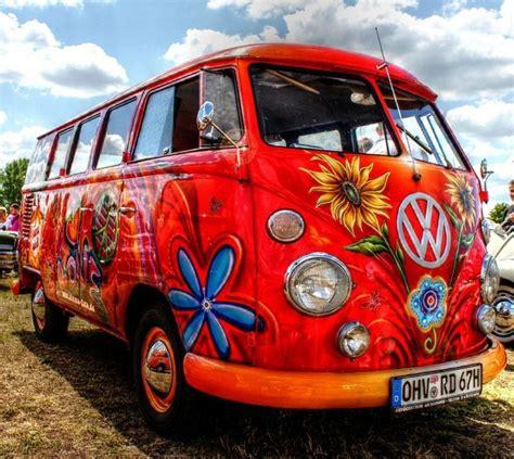 volkswagen van hippie blue vw van hippie style love bohemian k boho re pinned