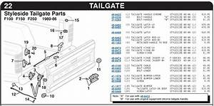 Wiring Database 2020  30 Gmc Sierra Tailgate Latch Diagram