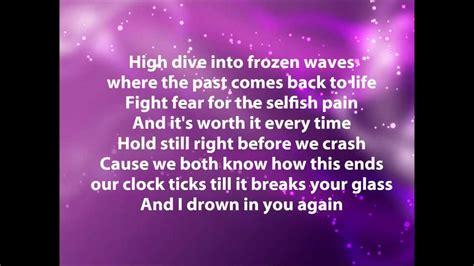 Clarity Ft. Foxes (lyrics)