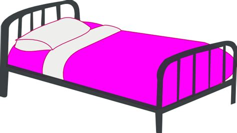 Cartoon Bed Clipart-clipart Suggest