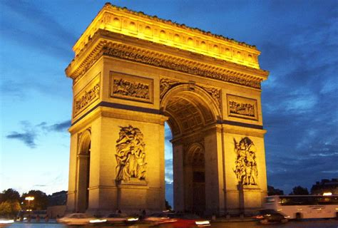 Arc De Triomphe One Of The Great Things To See In Paris