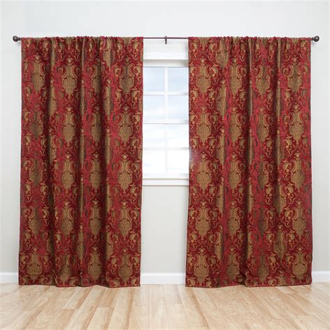 sherry luxury china 84 inch curtain panel