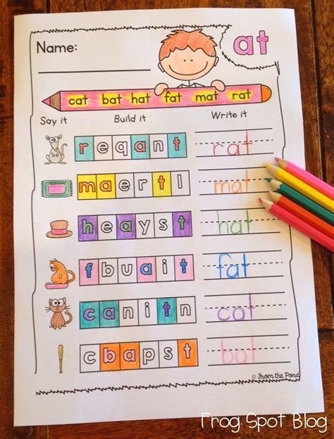 build  write   images kindergarten