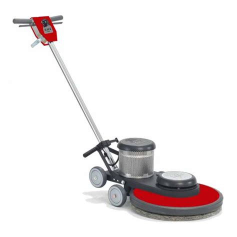 High Speed Floor Buffer by Hawk 750 1500 Rpm High Speed Floor Polisher Burnisher