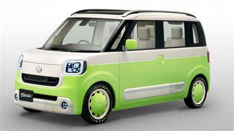 Daihatsu Wallpapers by Wallpaper Daihatsu Hinata Concept Green Future Car