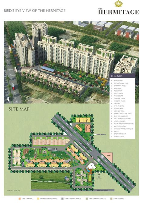 Satya The Hermitage Sector 103 Gurgaon