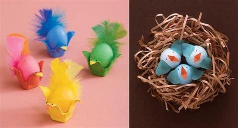 ostereier dekorieren  projekte zum basteln mit kindern