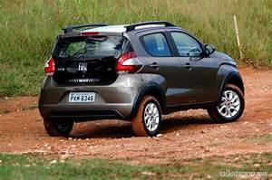 Fiat Mobi Way - Testes