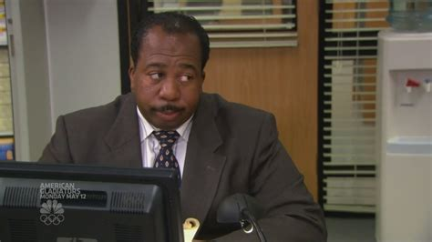 7 Reasons Stanley Hudson From 'the Office' Is All Of Us
