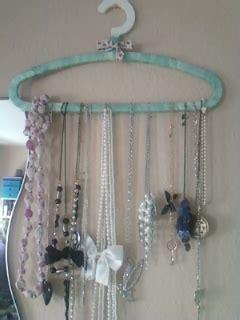 diy necklace storage ideas