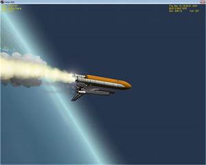 FSX Space Shuttle - Pics about space