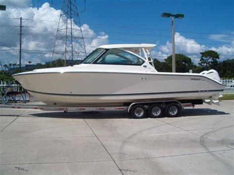 Pursuit Boats Dual Console by Pursuit Dc 325 Dual Console Boats For Sale
