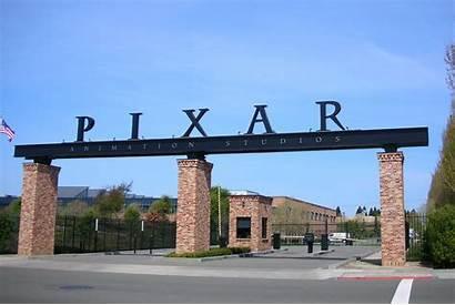 Pixar Studios Animation Emeryville Park Pier 1200