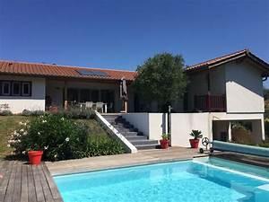 Haus Mit Schwimmbad : biarritz haus 8 ps mit schwimmbad fewo direkt ~ Frokenaadalensverden.com Haus und Dekorationen