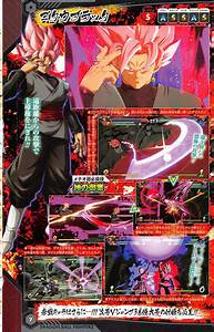 Dragon Ball FighterZ: Bills, Hitto, Goku Black Rose ...