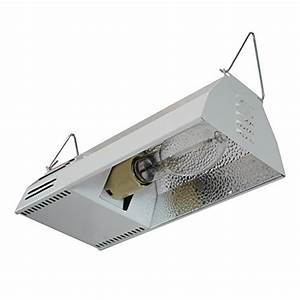 Hydroplanettm Grow Light Fixture Hps 150w Complete System