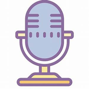 Microphone Icon - Free PNG and SVG Download