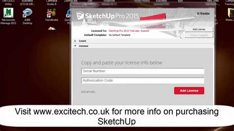 How to Install and License SketchUp - YouTube