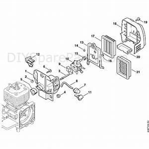 Stihl Fs 400 Clearing Saw  Fs400  Parts Diagram  E