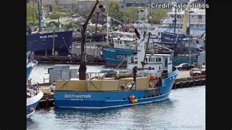 Destination Fishing Boat by Identifies Crew Member Aboard Missing Seattle Based