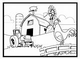 Coloring Farm Pages Farming Scene Agriculture Scenes Crops Animal Tractor Preschool Drawing Bestcoloringpagesforkids Pretty Printable Animals Adult Getdrawings Preschoolers Farms sketch template
