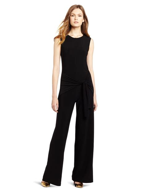 and black jumpsuit black and white formal jumpsuits hairstyle 2013