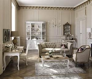 Style Gustavien Marie Claire Maison