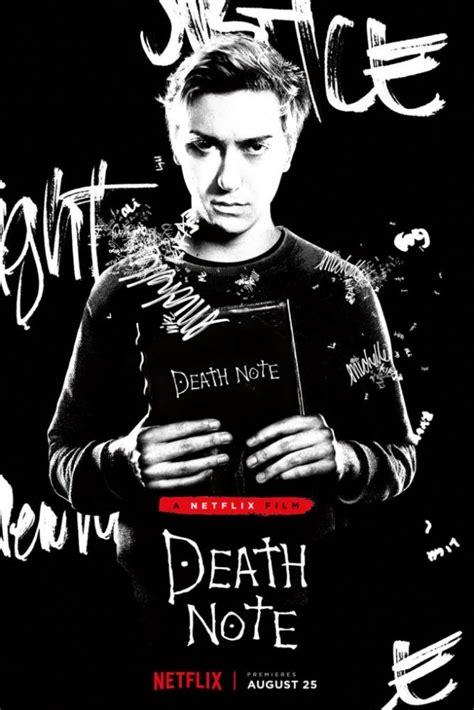 anime death note su netflix la pel 237 cula de death note netflix tiene nuevo p 243 ster