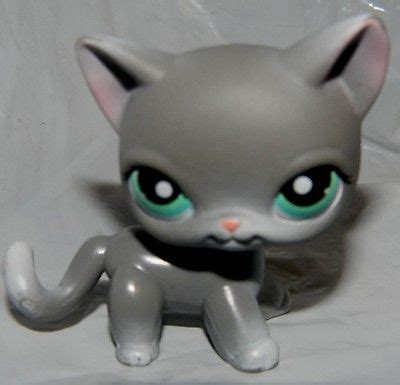 lps gray shorthair cat 17 best images about lps hair cats on