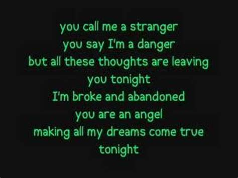 Secondhand Serenade  Stranger ( Lyrics ) Youtube